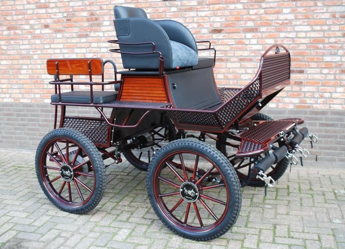 voiture marathon d 39 entra nement un deux chevaux chr van den heuvel. Black Bedroom Furniture Sets. Home Design Ideas
